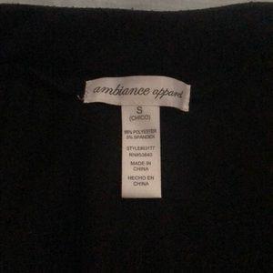 Ambiance Skirts - Black maxi skirt 🖤